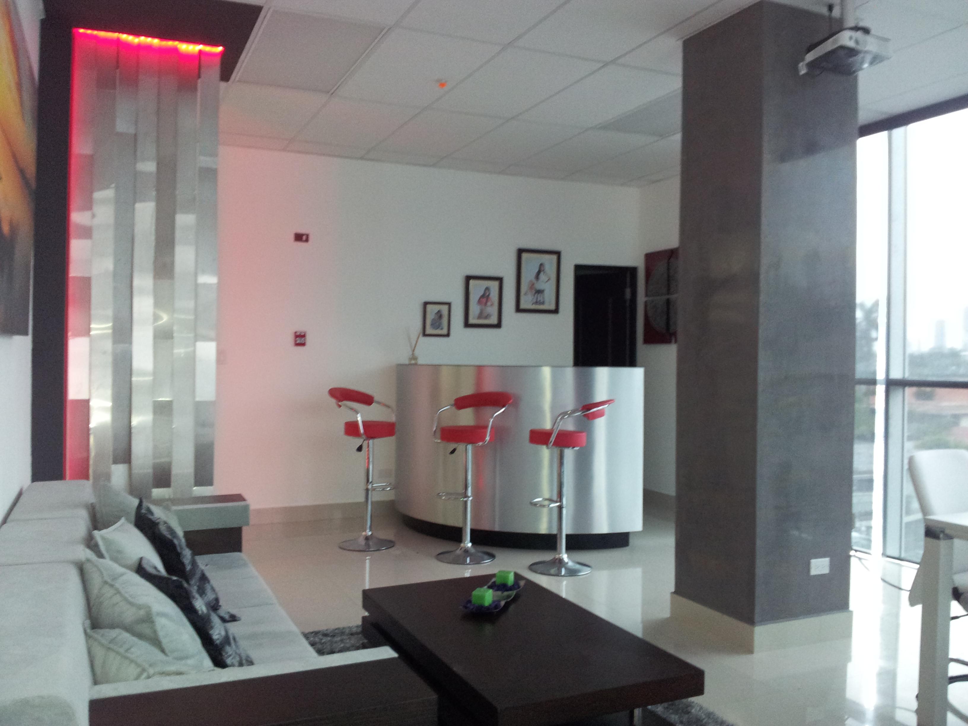 Oficina ejecutiva empresa de aire acondicionado 2011 for Oficina ejecutiva
