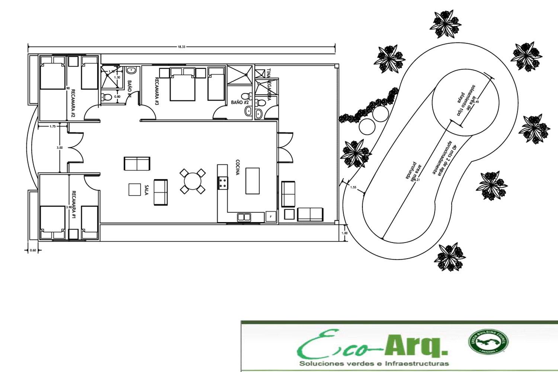 Proyecto residencia costa esmeralda 2014 eco arq for Oficina gestion ica